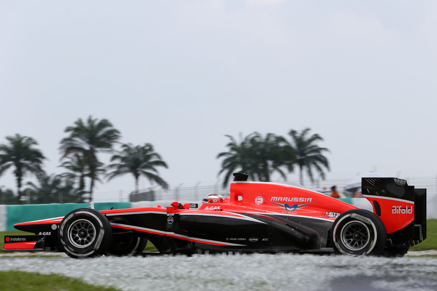 marussia Marussia Chooses Between Mercedes Or Ferrari Engine For 2014