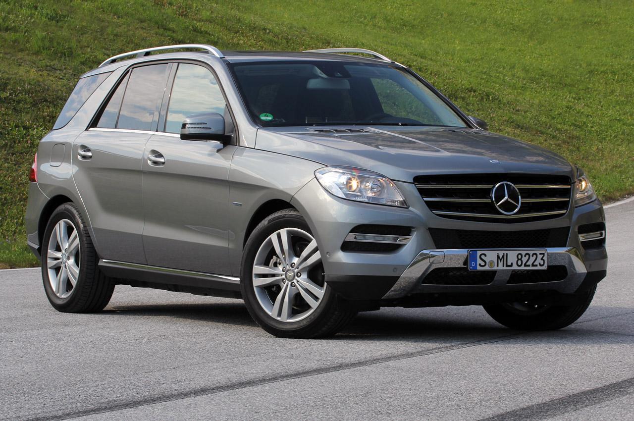 All Types mercedes ml 2016 : 01-2012-mercedes-ml350-offroad - BenzInsider.com - A Mercedes-Benz ...