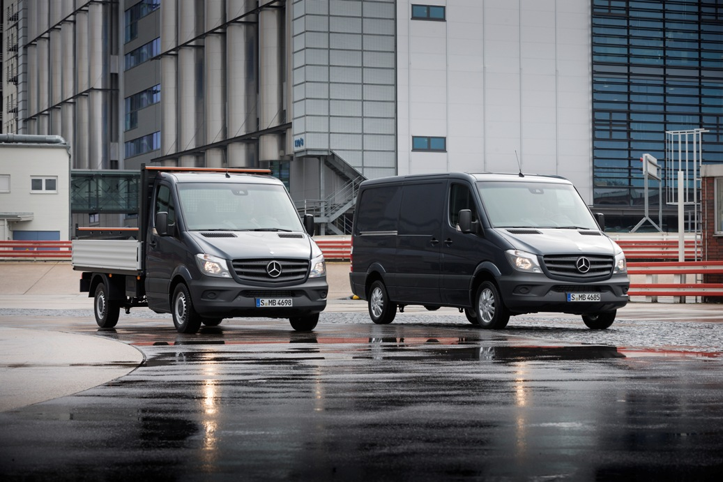 125 Sales Highlight Performance Of The Mercedes Benz Sprinter