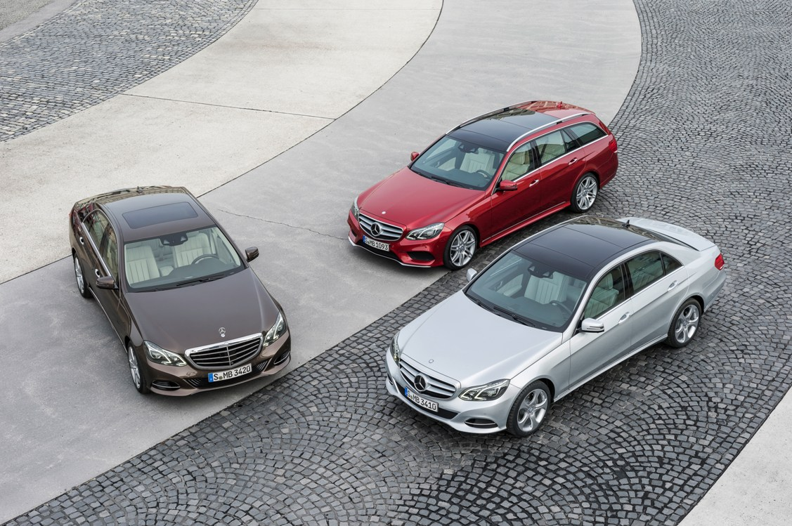 12C1356 02 Mercedes Benz Unveils New E Class, CLA, E63 AMG and CLS 63 AMG Models