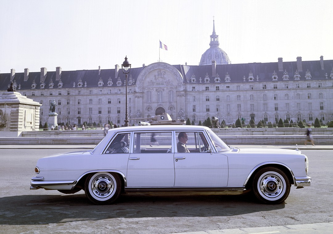 13 Classic Relationship Between Mercedes Benz And France