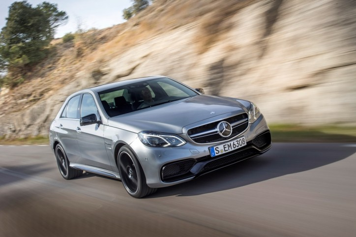 Mercedes-Benz E 63 AMG 4MATIC (W 212) 2013