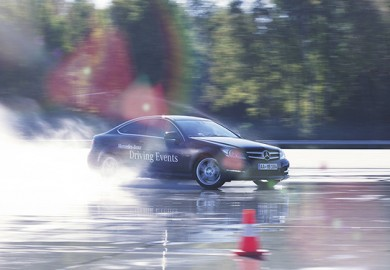 Mercedes-Benz Driving Events; Advanced Training
