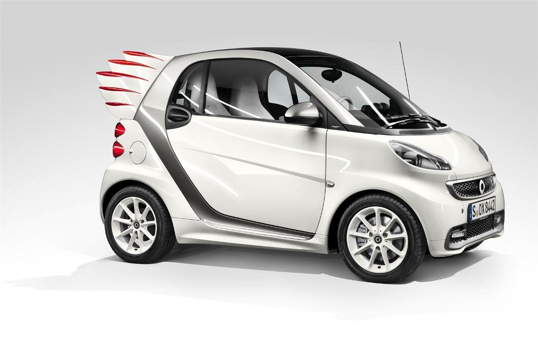 25 Production Of Limited Edition Smart Forjeremy Starts Within The Month