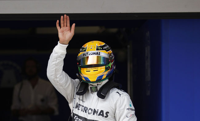 Lewis Hamilton Pole Position Chinese Grand Prix F1 2013 Mercedes Hamilton Takes Pole in Chinese GP Qualifying