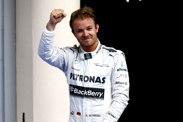 Nico Rosberg Takes Pole in Bahrain GP Mercedes AMG Petronas F1 Nico Rosberg May Be the Next F1 Champ