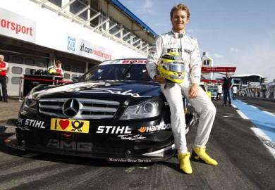 Nico-Rosberg-at-2013-DTM-Opener-Hockenheimring