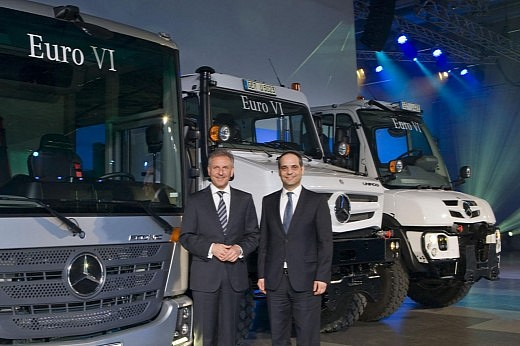 mercedes benz pulls off wraps over the unimog and econic medium 1 Unimog And Econic Trucks Slated For Production In September