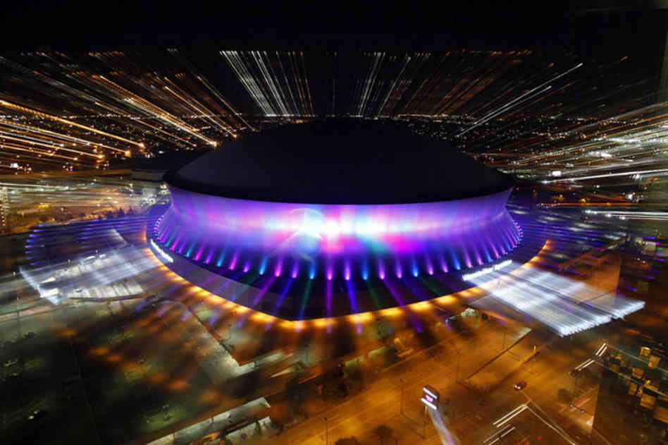 mercedes benz superdome Official: WWE WrestleMania XXX Goes To Mercedes Benz Superdome Next Year