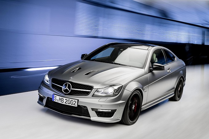 mercedes c 63 amg edition 507 goes on sale photo gallery medium 4 Edition 507 Of C63 AMG Goes On Sale