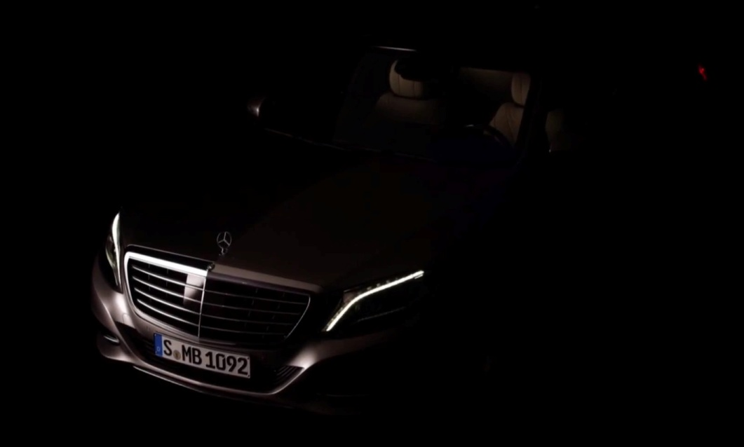 118 Teaser Video Of The 2014 Mercedes Benz S Class Released