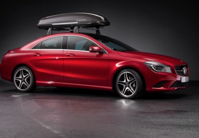 Mercedes-Benz Accessories for the CLA