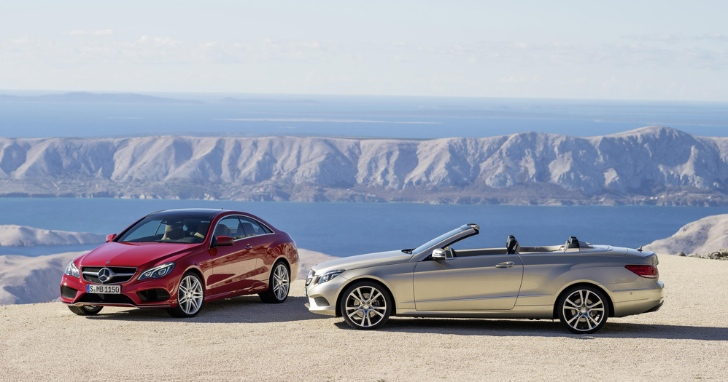 129 Pricing For E Class Cabriolet and Coupe For UK Released