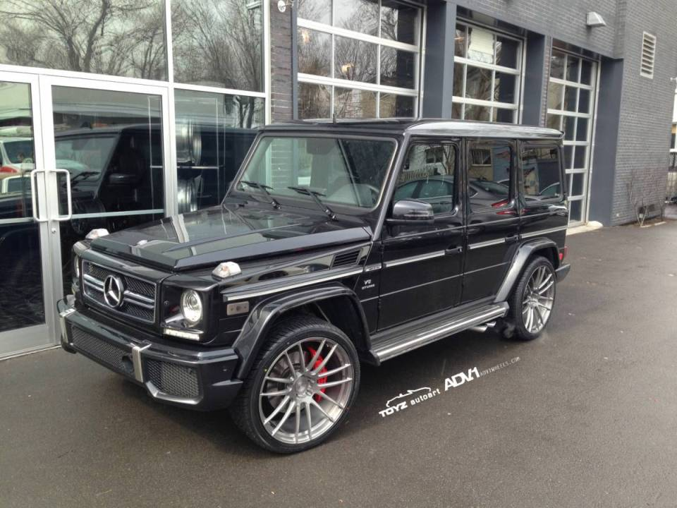 advance one gifts mercedes benz g63 amg with new wheels a mercedes benz fan blog. Black Bedroom Furniture Sets. Home Design Ideas