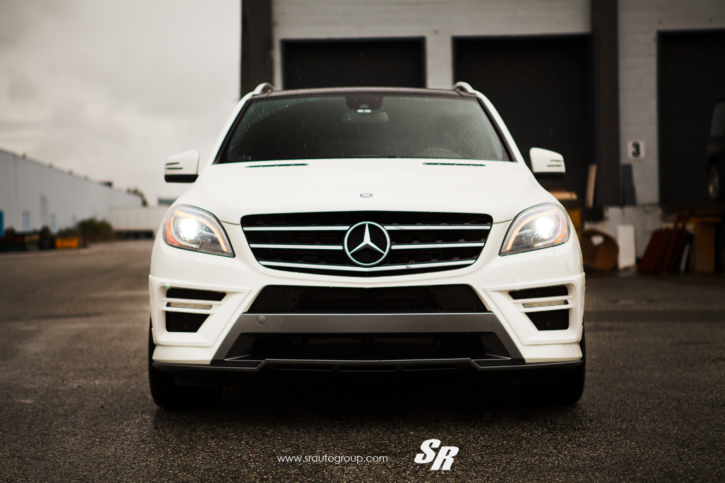 Tagged with mercedes benz ml 550