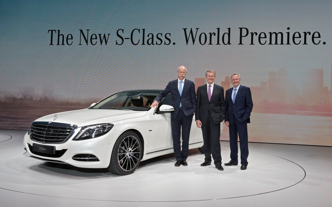 49 Impressive Launch Event For The New Mercedes Benz S Class