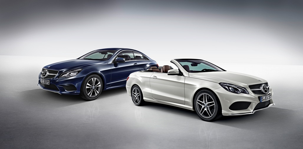 74 Enhancements Offered On The New E Class Cabriolet And Coupe