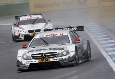 Christian-Vietoris-DTM-2013-Mercedes-AMG-C-Coupe-Hockenheim