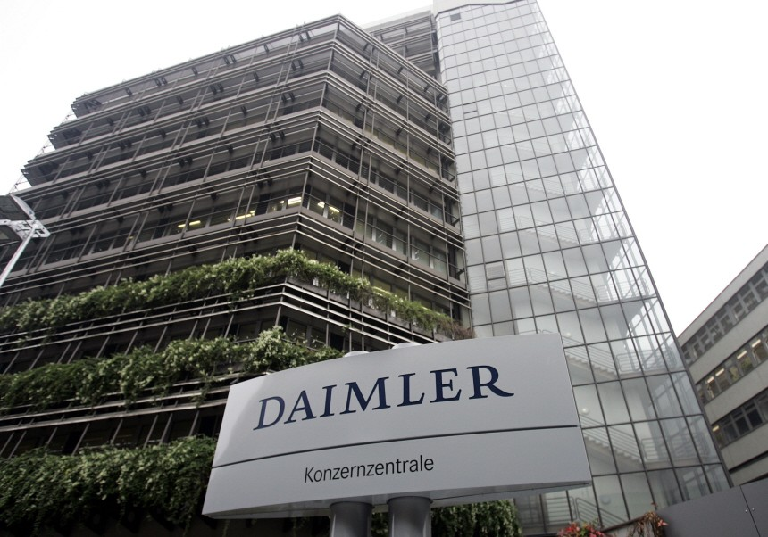 Mercedes B Class Electric >> Daimler Planning To Overhaul Dealer Network In Germany ...