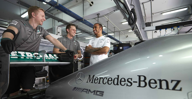 F1 Mercedes AMG Petronas Lewis Hamilton [F1] New Hard Compound Tires Could Key Mercedes Improvement