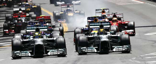 Mercedes AMG Petronas F1 Monaco Grand Prix [F1] Hamilton: Mercedes Can Win More Races