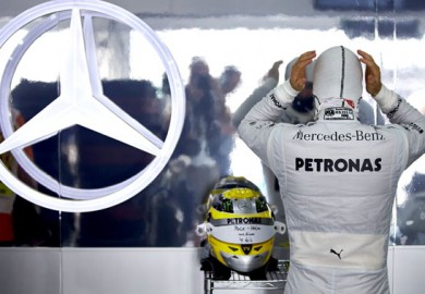 Mercedes-AMG-Petronas-F1-Prepares-for-Spanish-Grand-Prix