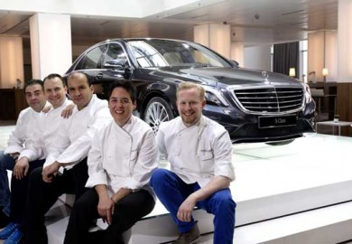 Mercedes-Benz-S-Class-Launch-with-Top-German-Chefs