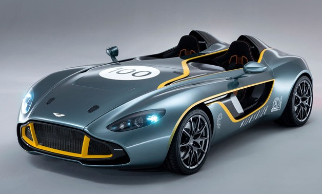 aston martin cc100 Aston Martin Introduces the CC100 During Its Centennial Celebration