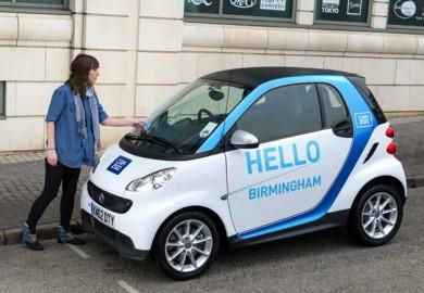 car2go-Birmingham