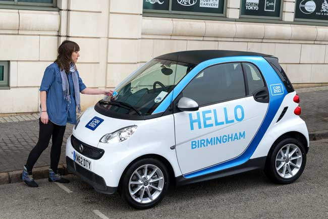 car2go Birmingham car2go Sets Up Shop in Birmingham