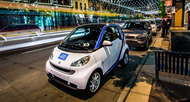 car2go Launches in Denver Colorado car2go Sets up Shop in Denver