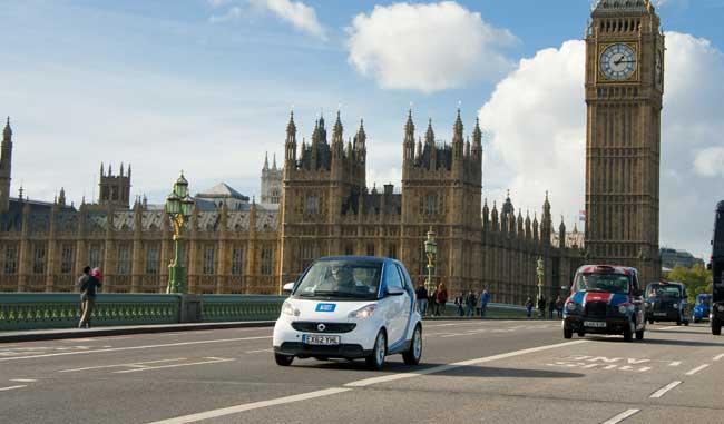 car2go London to Expand Business Area in June London car2go to Expand Business Area in June