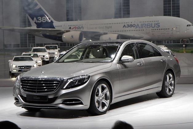 2014 Mercedes Benz S Class Launching Videos   BenzInsider.com   A Mercedes  Benz Fan Blog
