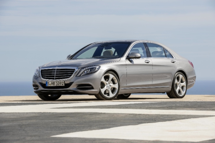 135 UK Pricing For New Mercedes Benz S Class Revealed