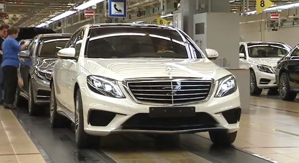 212 Video Shows 2014 Mercedes Benz S63 AMG