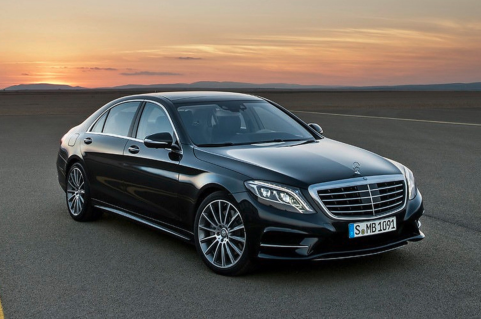 uk pricing for new mercedes benz s class revealed. Black Bedroom Furniture Sets. Home Design Ideas
