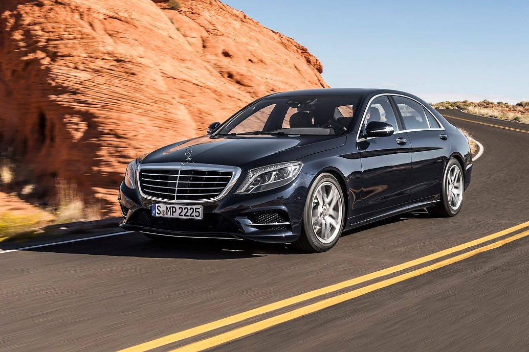 316 Mercedes Benz S Class Pullman Aimed At Topping High End Luxury Car Market