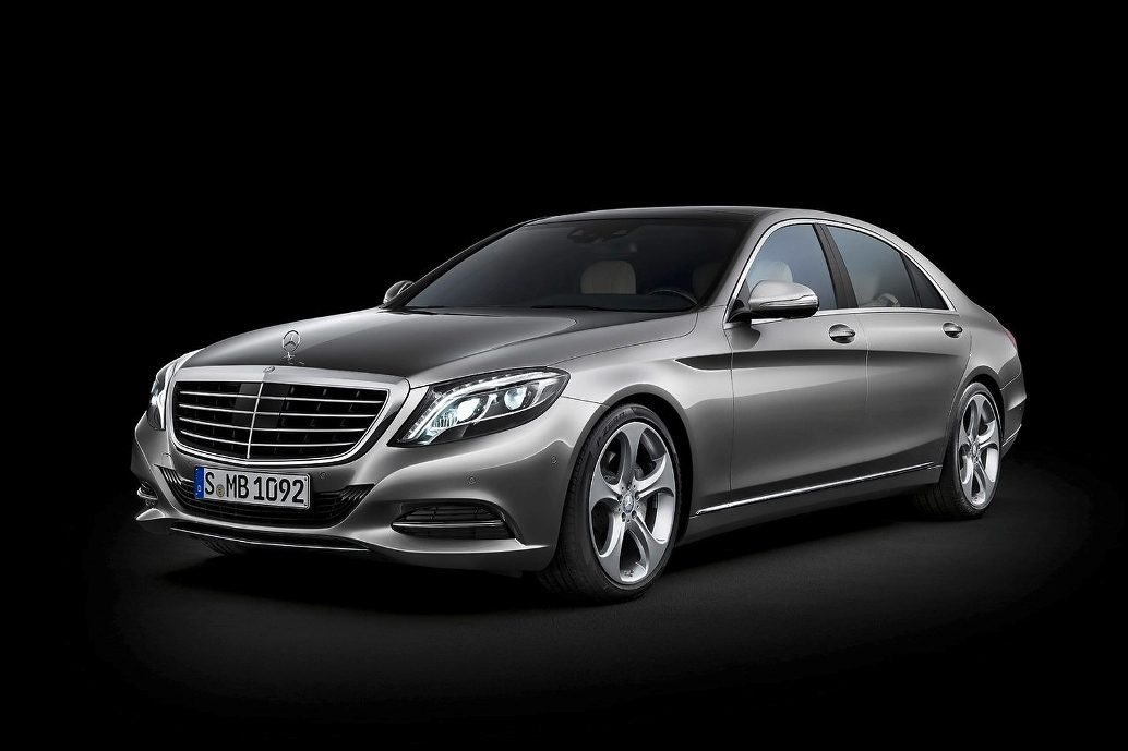 61 Features Of New Mercedes Benz S Class Disclosed