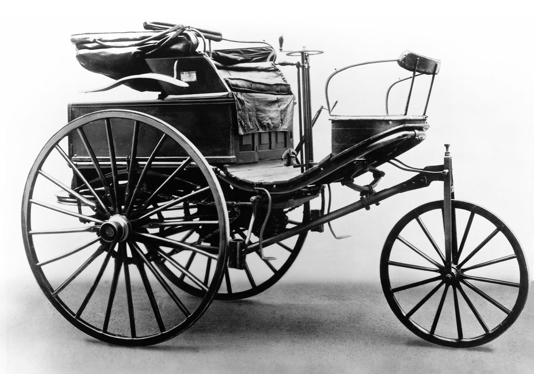 612 Mercedes Benz Museum Celebrates First Long Distance Journey Of A Motor Car By Bertha Benz