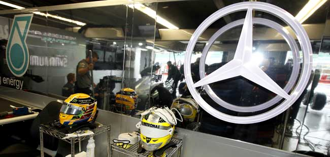 Mercedes AMG Petronas F1 [F1] International Tribunal Suspends Mercedes for 2013 Young Driver Test
