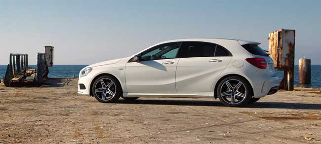 Mercedes Benz A Class Production Is Daimler Exploring Producing Mercedes Benz Cars in Mexico with Nissan?