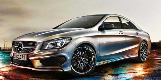 Mercedes Benz CLA Mercedes Benz Maintains Momentum in May