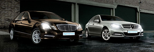 Mercedes Benz Used Car S