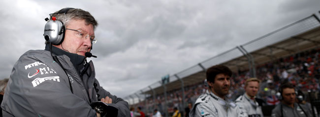 Mercedes F1 Ross Brawn to face FIA Tribunal [F1] Mercedes, Pirelli Gear Up for FIA Tribunal