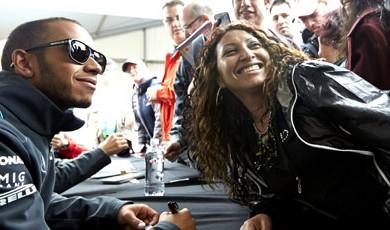 Mercedes-driver-Lewis-Hamilton-with-Fans