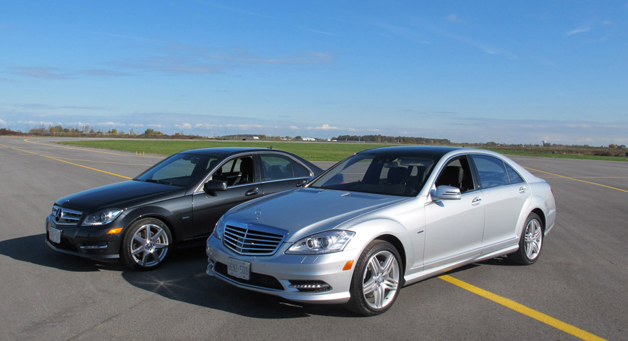 c and s class Mercedes Benz Gets Strong Sales in Canada Last Month