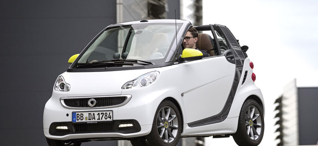 smart fortwo edition BoConcept smart Unveils fortwo edition BoConcept