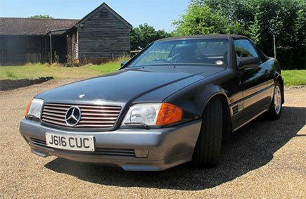 117 Mercedes Benz Of Depeche Mode Member On Sale