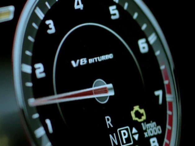 124 New Official 2014 Mercedes Benz S63 AMG Teaser Video Released