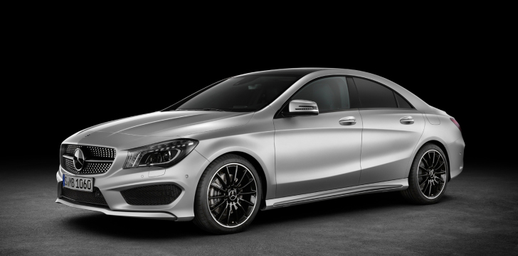 125 Mercedes Benz CLA May Be Manufactured In Mexico